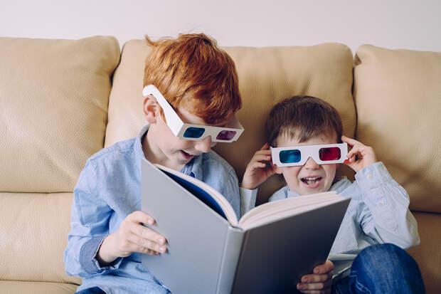 Совсем не читает! Какими книгами заинтересовать ребёнка