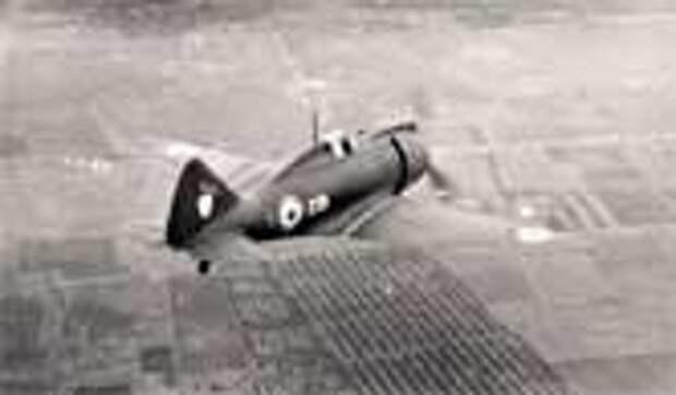 Истребитель-бомбардировщик Реджиане Re.2002 Ариете II