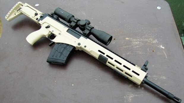 Обозреватель NI выявил сильные стороны снайперской винтовки Чукавина