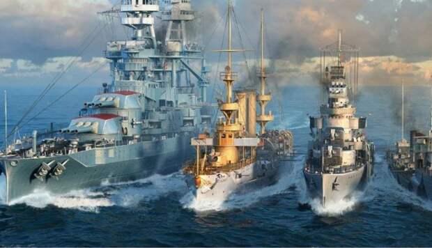 Черноморский флот США — история, о которой нам не следует забывать
