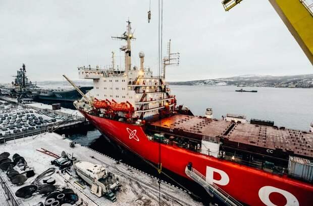 Запад пересматривает отношение к Севморпути на фоне обострения ситуации в азиатских морях
