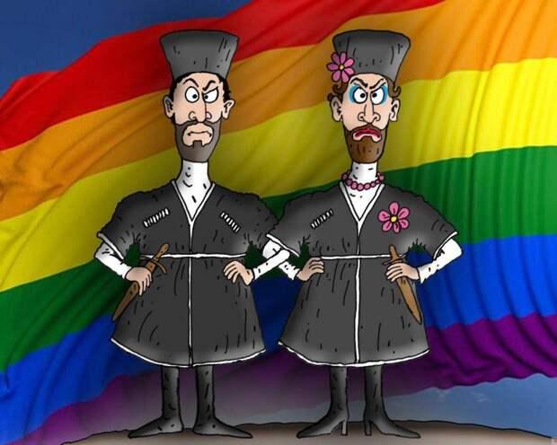 «Марш Позора!»: В Грузии проведут гей-парад