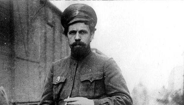 Павел Дыбенко: за что Сталин казнил «главного» матроса революции