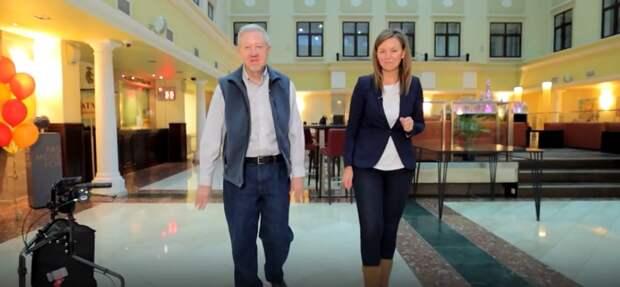 В Перми поставили на ноги американца, которого отказались лечить в ведущем медицинском центре США