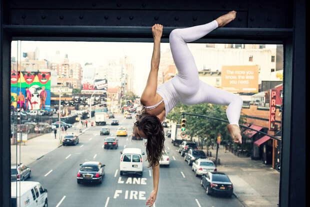 Городская йога