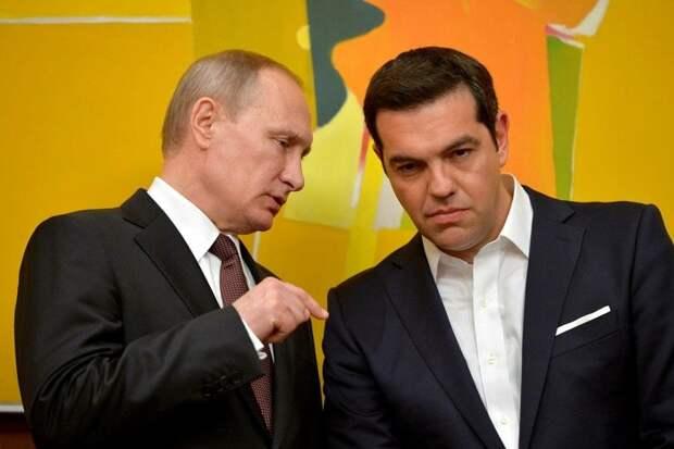 Греция поставила точку в антироссийском вопросе