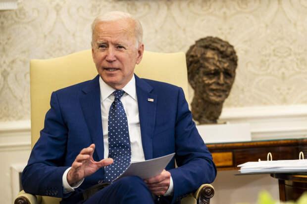 Прибалтика озадачена словами Байдена о непричастности РФ к атаке на трубопровод