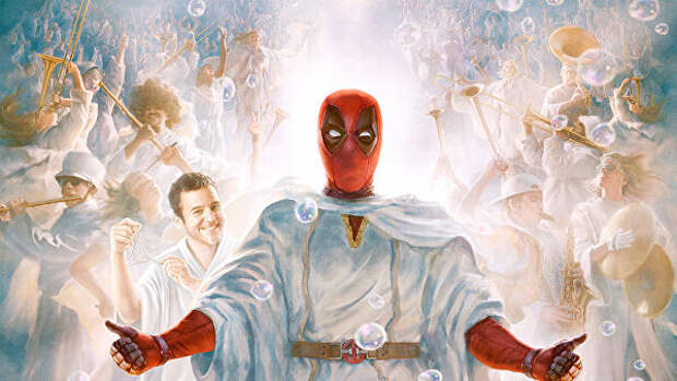 СМИ узнали, в Marvel планируют заменить камео Стэна Ли на Дэдпула