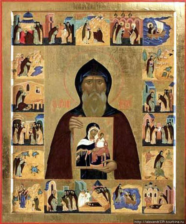 23 июля - День Коневской иконы Божией Матери. Арсений Коневской