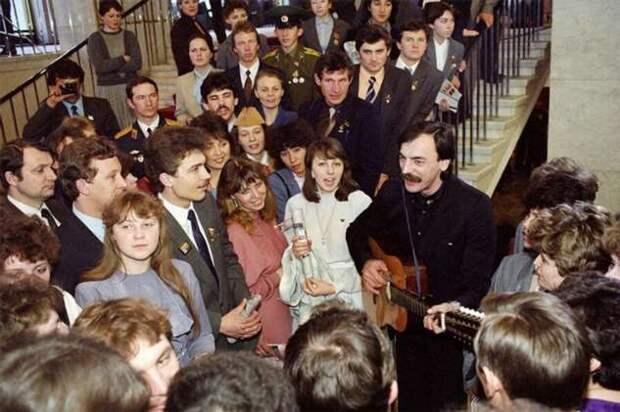 СССР. Интересные фотографии известных людей (19 фото)