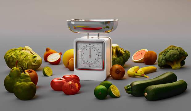 Норма Минздрава —1 кг овощей и фруктов в день. Что включает список?