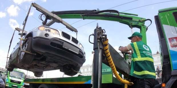 Два неплательщика за «коммуналку» в Бабушкинском могут лишиться своих автомобилей