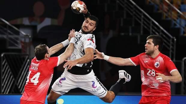 Первое поражение русской сборной под нейтральным флагом на чемпионате мира. Египет просто издевался