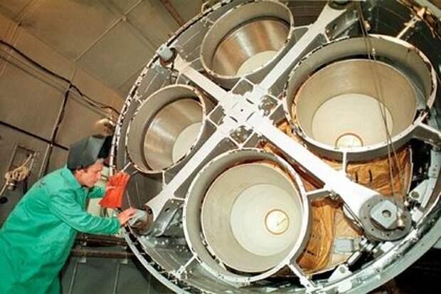 Германия закупит украинские ракетные двигатели