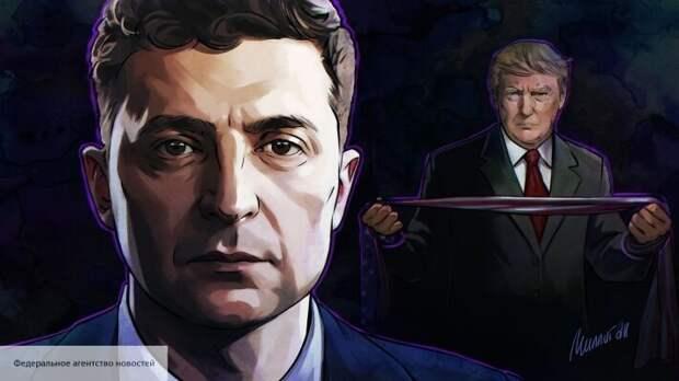 Компромат на Зеленского: Спивак заявил, что в США есть папка на каждого главу Украины