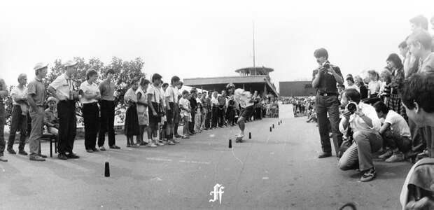Кубок Советского Союза по скейтбордингу, Саратов, 1991 год.  Передача «Марафон-15»