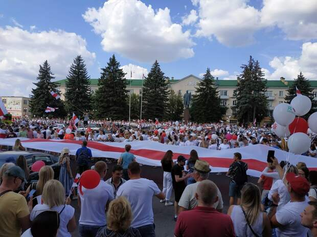 Протестные выходные: что готовят митингующие в Белоруссии на 22-23 августа