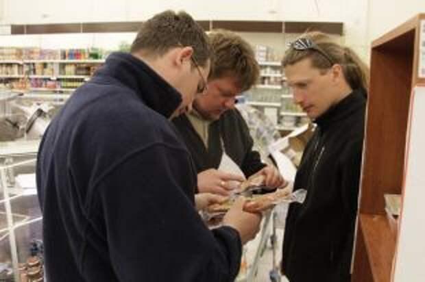 Сколько могут заплатить «продуктовым стукачам»?