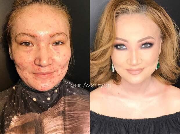 Никогда не доверяй женщине с макияжем: 20 ошеломляющих работ от российского визажиста визажист, макияж