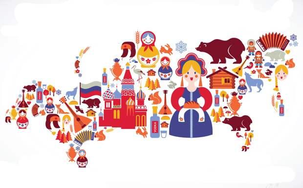 Россия в постерах.  Как выглядят плакаты для городов России