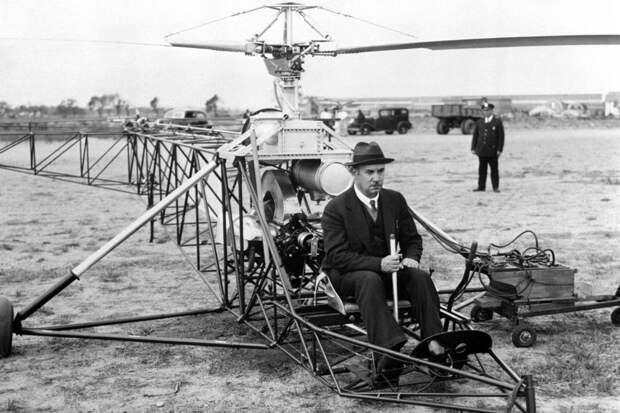 Вертолет VS-300 или S-46. 80 лет первому полету