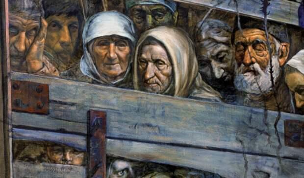 Тотальная зачистка. Исполнились 80 лет со дня депортации жителей Советской Прибалтики