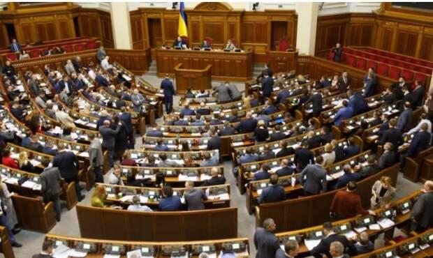 Спикер Рады пожаловался на «тупость» украинских депутатов