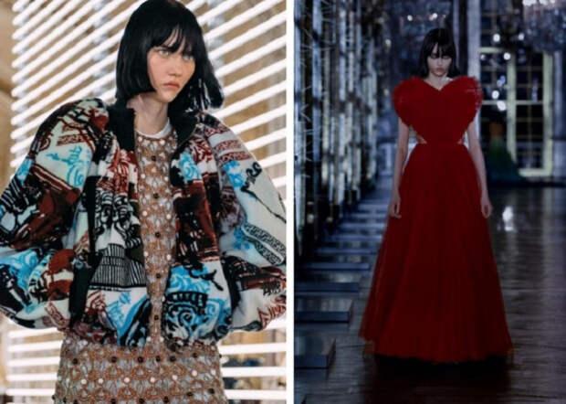 В список Forbes попала 18-летняя модель из Новосибирска Софья Штейнберг