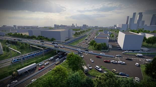 Улицу Барклая реконструируют летом 2022 года