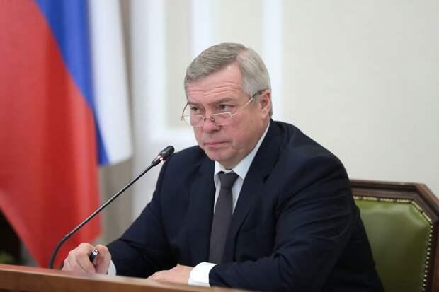 Голубев поручил усилить безопасность образовательных учреждений Ростовской области