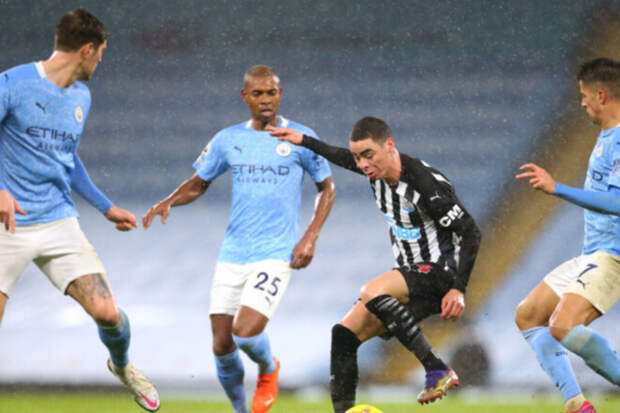 «Ньюкасл» — «Манчестер Сити»: стартовые составы команд