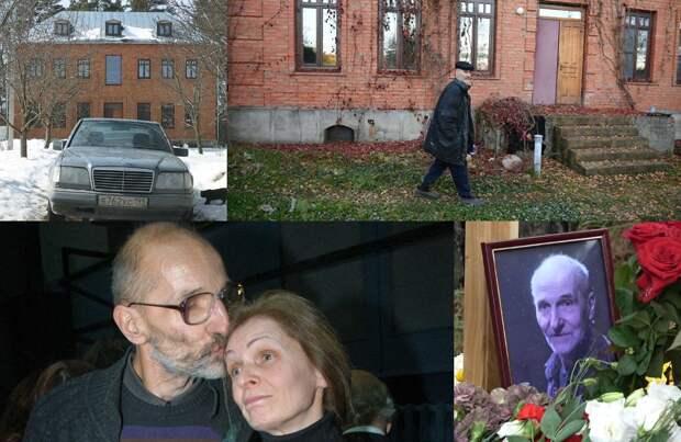 """Вдова Мамонова: """"нищета"""", 3 Мерседеса старые, дом 800 кв.м. — """"развалина"""""""