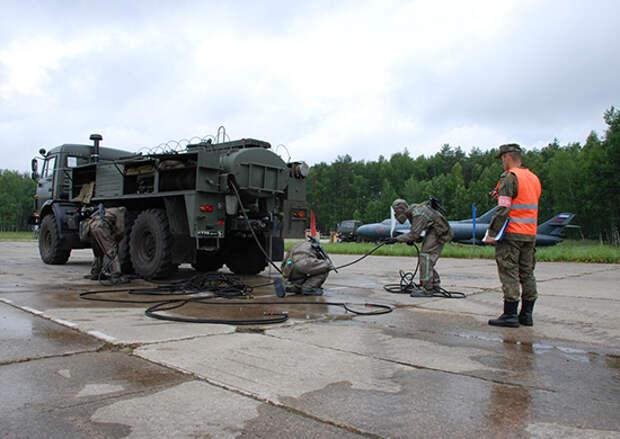 В Подмосковье пройдет всеармейский конкурс на лучший расчет специальной обработки войск РХБ защиты