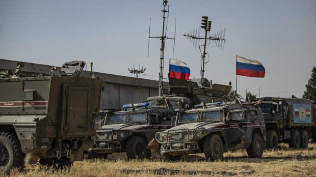 В Минобороны России рассказали о борьбе с терроризмом в Сирии