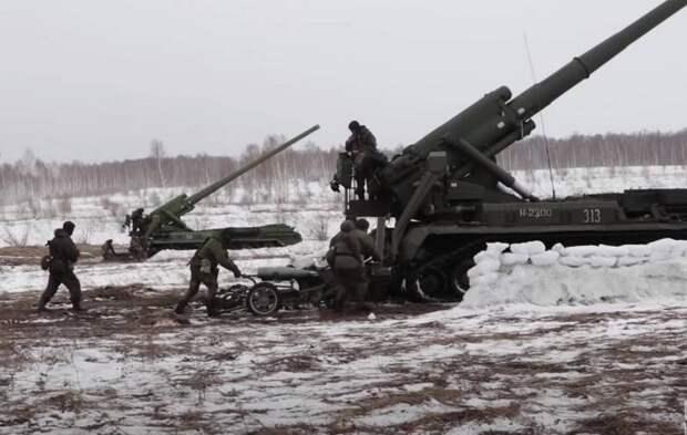 Модернизированная САУ 2С7М «Малка» получит новые боеприпасы