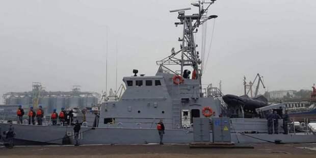 США намерены передать Украине еще два патрульных катера типа Island