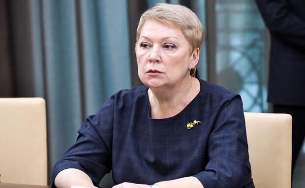 Ольга Васильева не войдет в новое правительство
