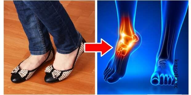 6 видов обуви, которые могут нанести большой вред вашим ногам