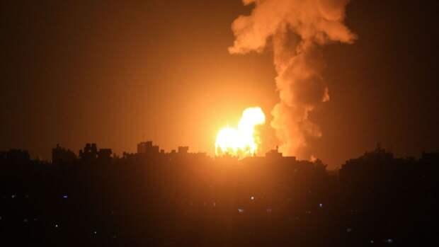 Беспилотник движения ХАМАС нанес удар по израильскому химзаводу в поселении Нир-Оз