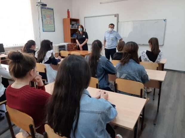 Учащимся Черекского района говорили о сущности терроризма и экстремизма