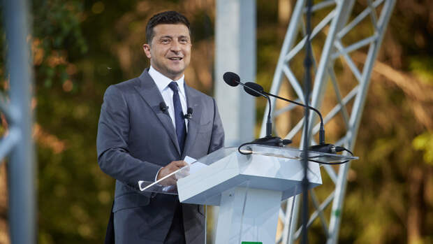 Европейцы сравнили выступление Зеленского с речью Гитлера