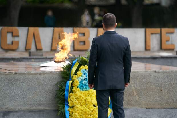 Нацизм был абсолютным злом: Зеленский объяснил смыл Дня памяти и примирения