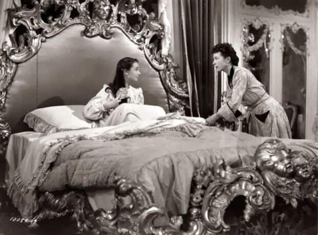 За кадром фильма «Римские каникулы» с Одри Хепберн