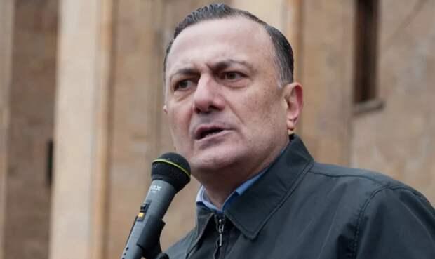 Грузинская оппозиция обвинила Германию в поддержке Москвы против Тбилиси