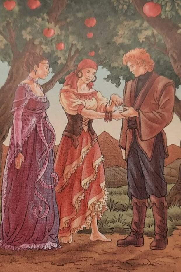 Простой ритуал, который поможет понять кто вам вредит и зла желает