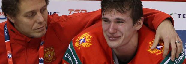 Канада уделала команду Ларионова, разгоромив российскую сборную – 5:0! Наши без золота молодежки уже 10 лет подряд