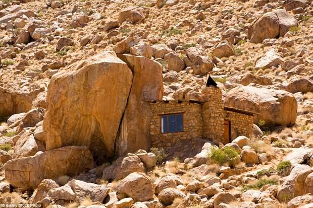 Домики в пустыне