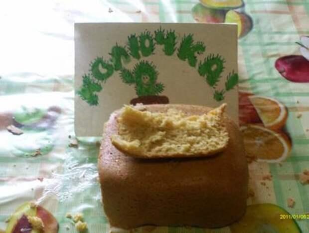 """Фото №6 рецепта """"Кукурузный хлеб в хлебопечке"""" : Через 3 часа 20 минут мой хлебушек готов. Приятного аппетита!"""
