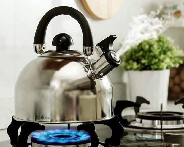 Как справиться с накипью в чайнике