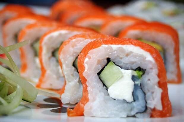 Какой вред от суши или все таки чем суши вредны еда, познавательно, суши